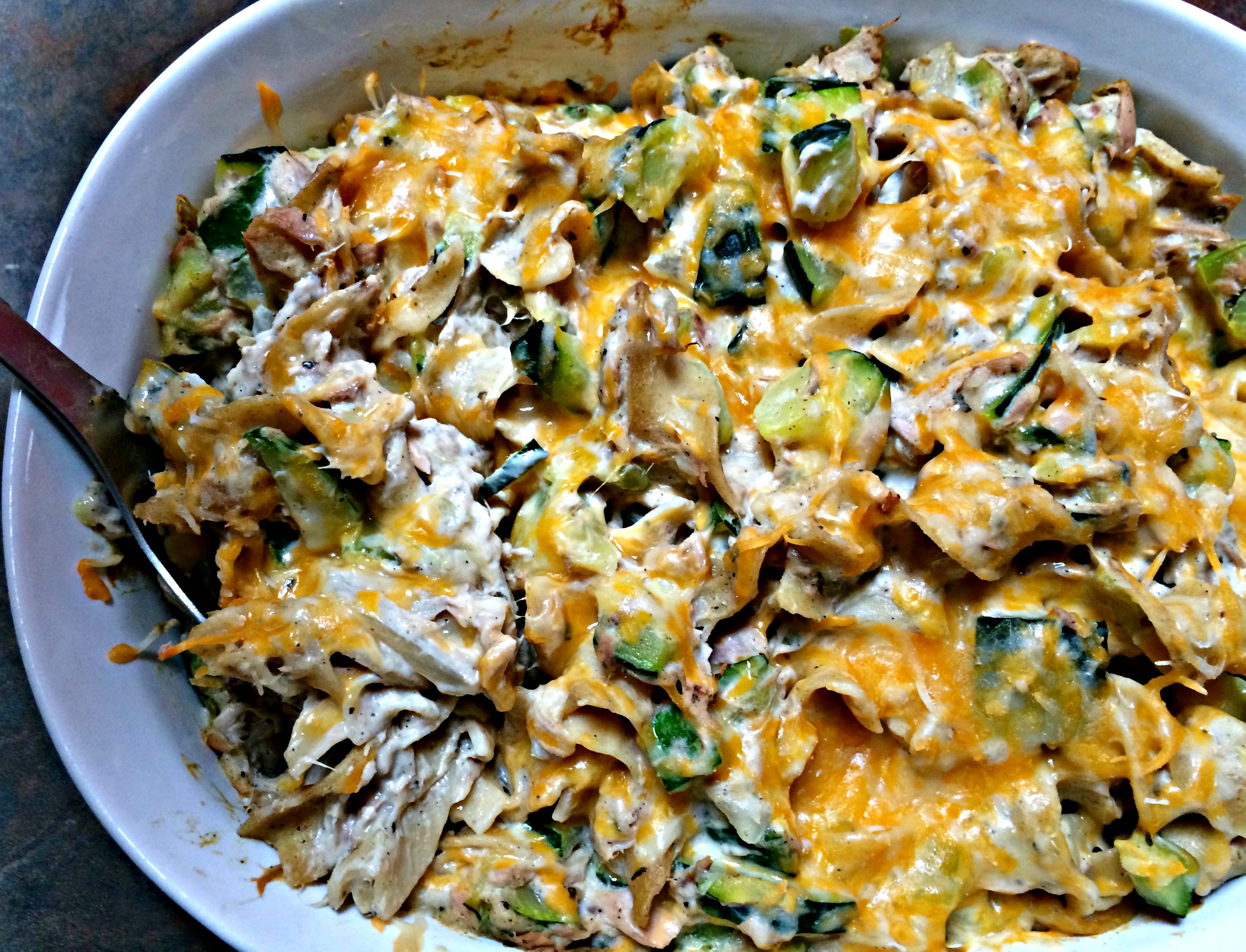 how to cook tuna noodle casserole