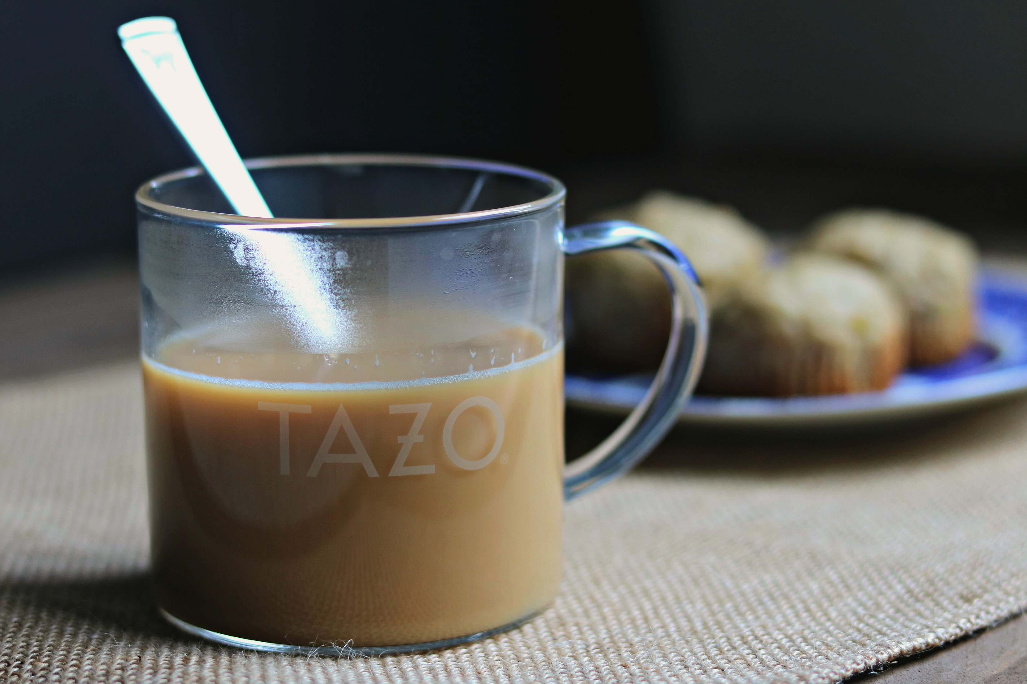 Relaxing With Tazo Chai Latte K Cups